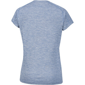 Columbia Zero Rules T-shirt à manches courtes Femme, blue dusk heath